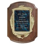 Laurel Wreath Frame Plaque Employee Awards