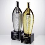 Arabesque Vase Executive Gift Awards