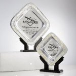 Opaline Tray Executive Gift Awards