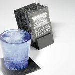 Stonecast Slate Coaster Executive Gift Awards