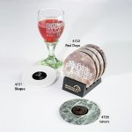 Earth Stone Coasters Executive Gift Awards