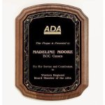 Marble Magic Corner Plaque Marble Awards